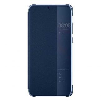 Husa de protectie Huawei P20 Pro View Cover, Blue