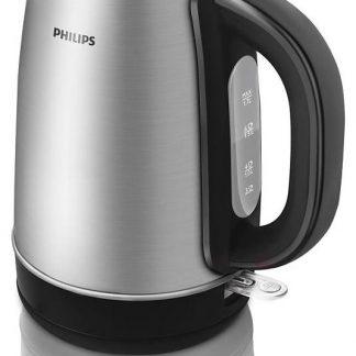 Fierbator Philips HD 9320, 1.7 l, 2200 W, filtru anticalcar
