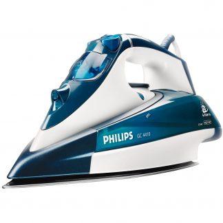 Fier de calcat Philips GC4410/02, 2400 W, talpa SteamGlide, anti-calcar