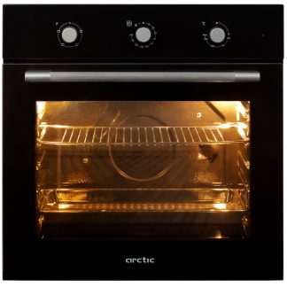 Cuptor Arctic AROIC21100BH, 67 l, grill, timer, 4 functii, 60 cm