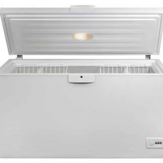 Lada frigorifica Beko HS23753, 350 l, clasa energetica A++, 155 cm
