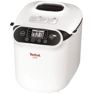Masina de paine Tefal PF310138, 700 W, 1000 g, 15 programe, alb