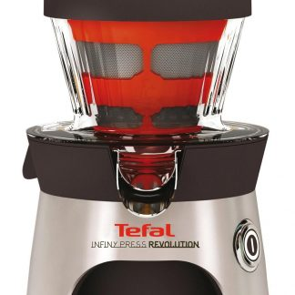 Storcator de fructe Tefal ZC500H38, 300 W, recipient suc 1 l, recipient pulpa 1 l