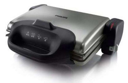 Gratar electric PHILIPS HD4467/90, 2000 W