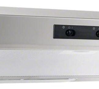 Hota Electrolux EFT60233OS, capacitate absorbtie 126 mc/h, 3 trepte de viteza, 1 motor
