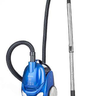 Aspirator fara sac Daewoo RCC-153L, 800 W, 1.5 l, albastru