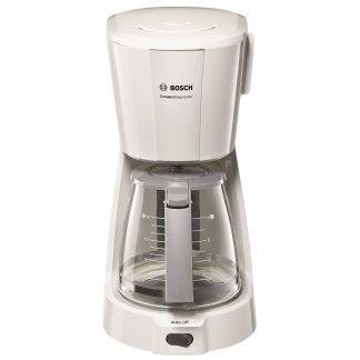 Cafetiera Bosch TKA3A031, 1100 W, 1.25 l, 10 cesti, anti-picurare, oprire automata