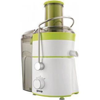 Storcator de fructe Gorenje JC801G, 800 W, Micro filtru special