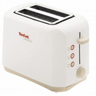 Prajitor de paine Tefal TT356430, 850 W, capacitate 2 felii