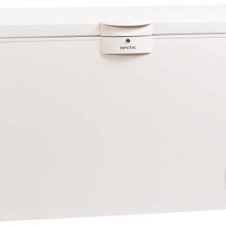 Lada frigorifica Arctic O40+, 360 l, A+, garnitura antibacteriana, Alb