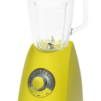Blender + Rasnita Oursson BL0642G/GA, 600 W, 2 l, 7 Viteze, Functie Turbo/Pulse, Verde