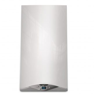 Centrala termica murala in condensare Ariston Cares Premium 24 EU, Gaz, 24 kW, Display digital