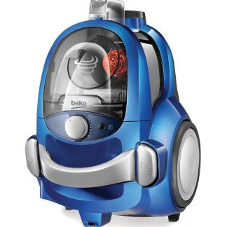 Aspirator fara sac Beko BKS5422D, 1200 W, 1.8 l, filtru HEPA, albastru/argintiu