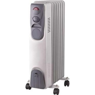 Calorifer electric VORTEX VO-YLA0613FT, 13 elementi, 3 trepte putere, 2500W