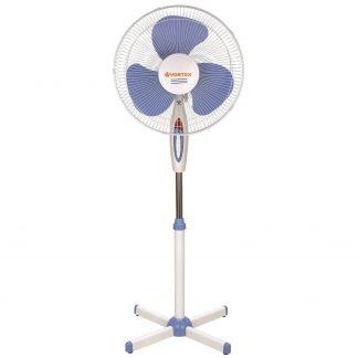 Ventilator cu picior Vortex, VO4205, 3 viteze, 40W, inaltime reglabila, lampa inclusa