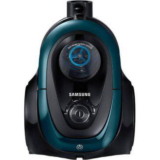 Aspirator fara sac Samsung VC07M21A0VN, 1.5 l, 700 W, Tub telescopic, Anti-tangle Cyclone, Verde