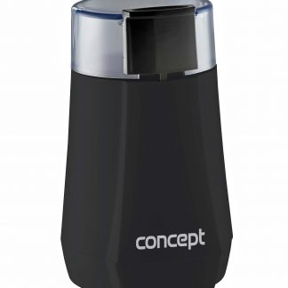 Aparat de macinat cafeaua Concept KM5005, 100 W, Capacitate 70 g, Negru