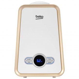 Umidificator cu ultrasunete Beko ATH7120, rezervor 3 l, 250 ml/h, Senzor de umiditate, Ionizare, Afisaj digital