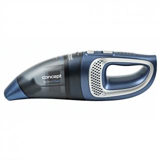 Aspirator de mana Concept VP4330 Perfect clean 9.6V, 1L, NiMh, acc incluse, Albastru