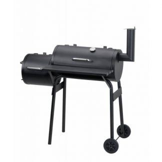 Gratar pe carbuni cu afumatoare American BBQ Texas Activa 11225