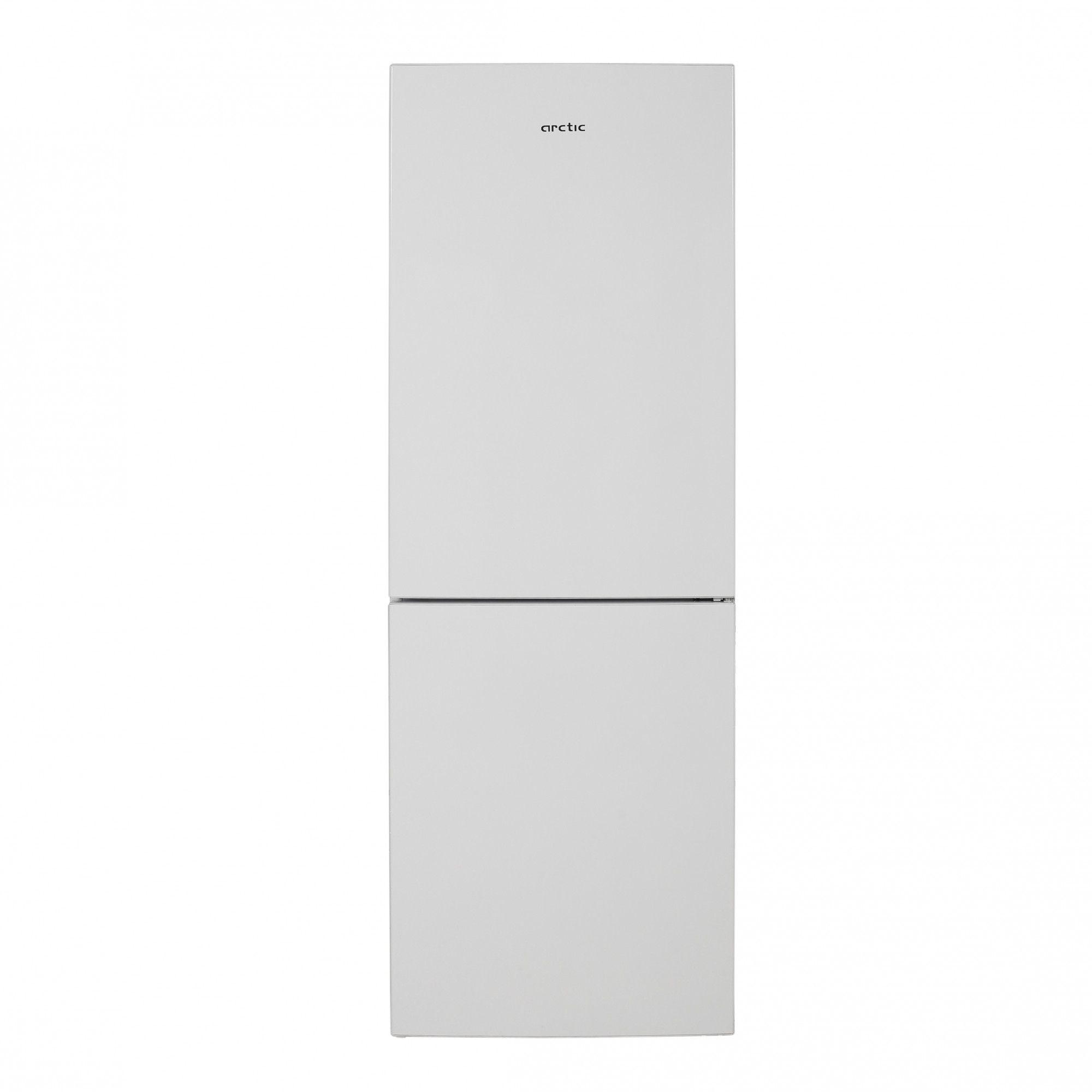 Combina frigorifica Arctic AK60340+, 322 l, Clasa A+, H 175.4, Alb