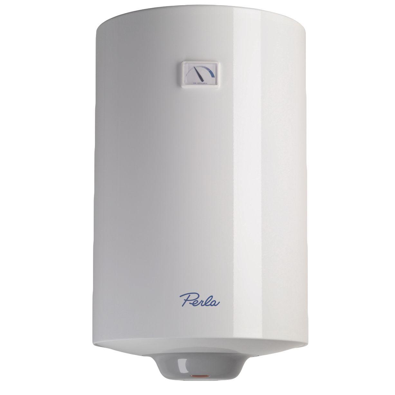 Boiler electric Perla, 100 l, 1500 W, reglaj extern, rezervor emailat