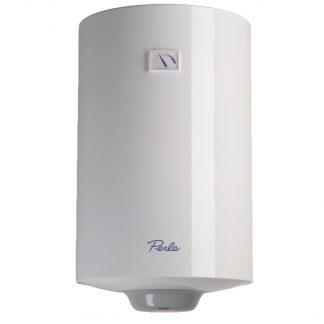 Boiler electric Perla, 50 l, 1500 W, reglaj extern, rezervor emailat
