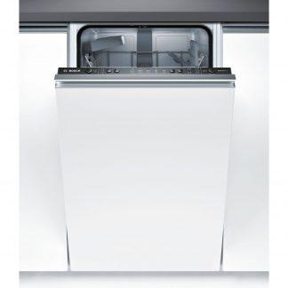 Masina de spalat vase incorporabila Bosch SPV25CX00E, 9 seturi, 5 programe, Clasa A+, 45 cm