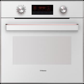 Cuptor incorporabil Hansa UNIQ BOEW695010, 10 functii, Click&Go, Alb