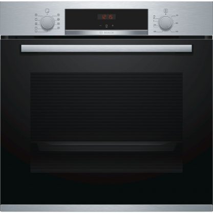 Cuptor incorporabil Bosch HBA554ES0, Electric, Multifunctional, EcoClean Direct, 71 l, A, Inox