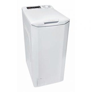 Masina de spalat rufe verticala Candy GRAND'O VITA CVST G382DM, 8 kg, 1300 rpm, A+++, Functii Smart, NFC, Voice Control, Alb