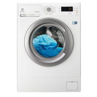 Masina de spalat rufe Slim Electrolux EWS31274SA, 7 kg, 1200 RPM, Clasa A+++, 1200 rpm, LCD, Alb