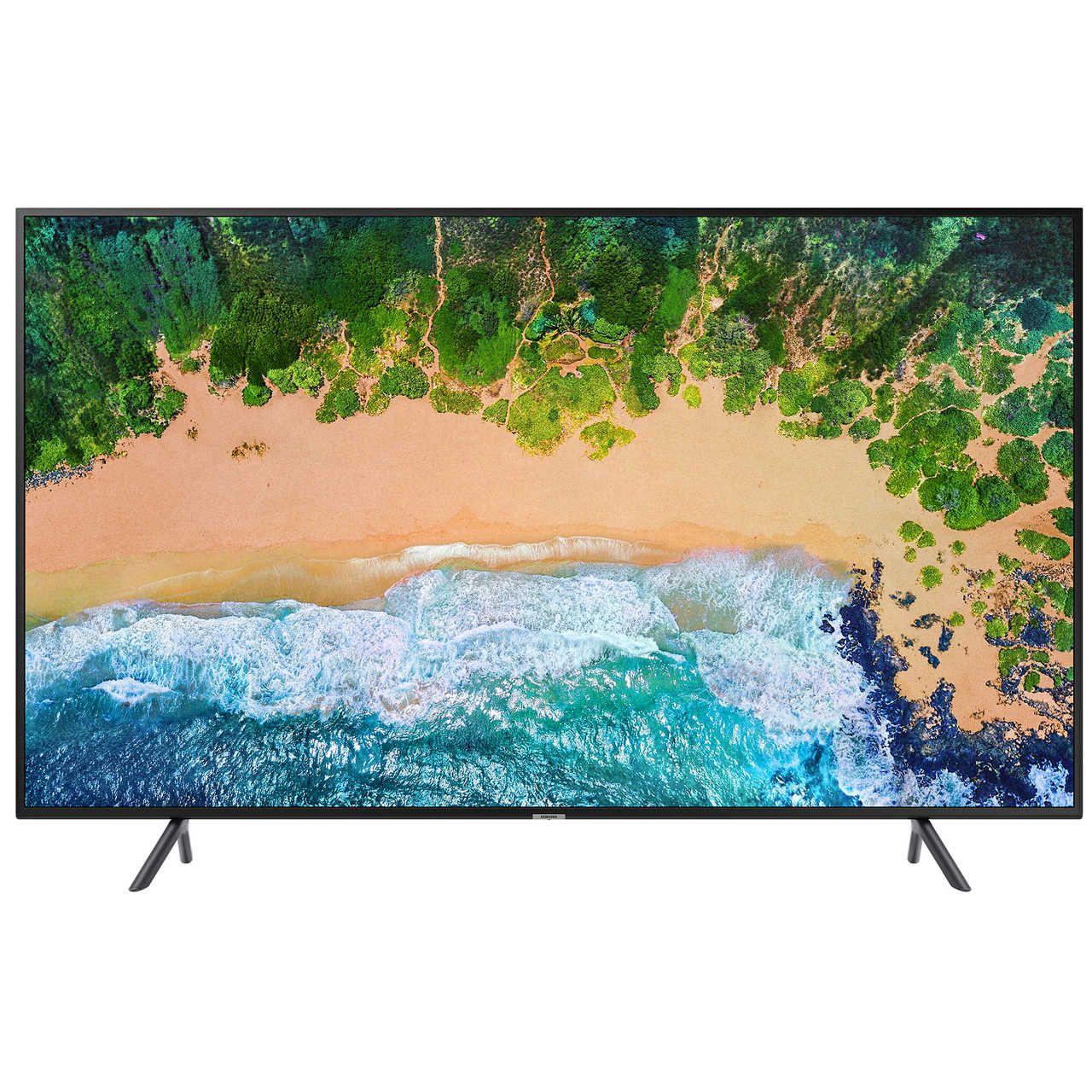 Televizor LED Smart Samsung, 123 cm, 49NU7102, 4K Ultra HD