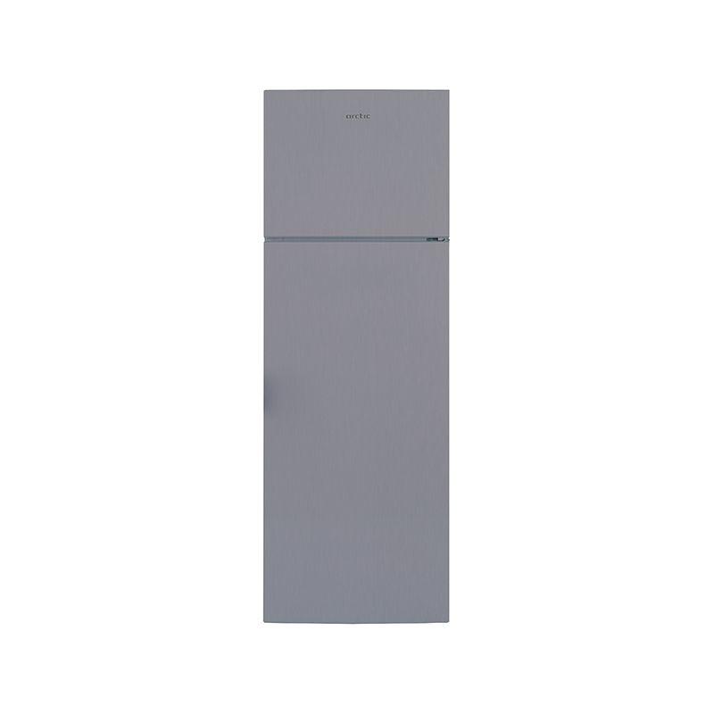 Frigider cu doua usi Arctic AD6310MT++, 306 l, Clasa A++, H 175.4 cm, Argintiu