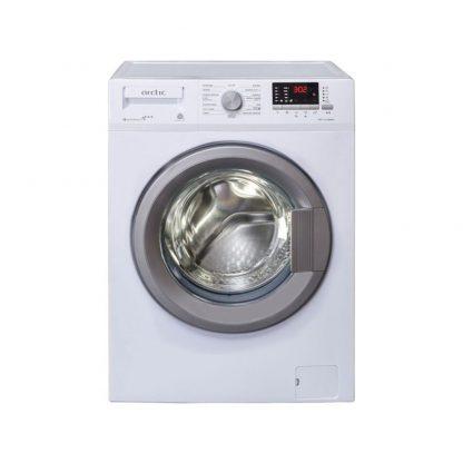 Masina de spalat rufe Slim Arctic APL81222XLW3, 8 kg, 1200 RPM, Clasa A+++, Display LED, Usa XL, Alb