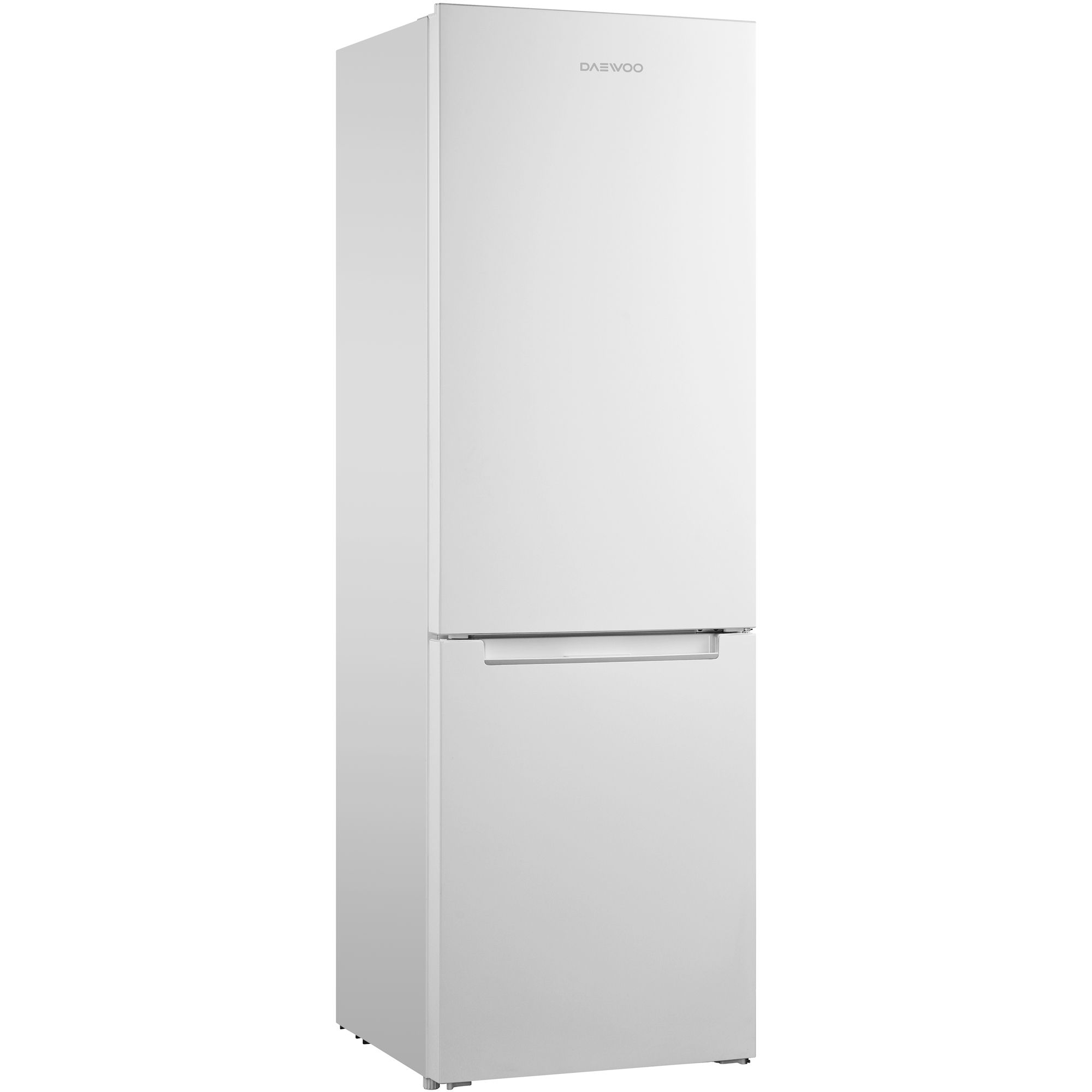 Combina frigorifica Daewoo RN-390W, 312 l, Clasa A+, H 185 cm, Alb