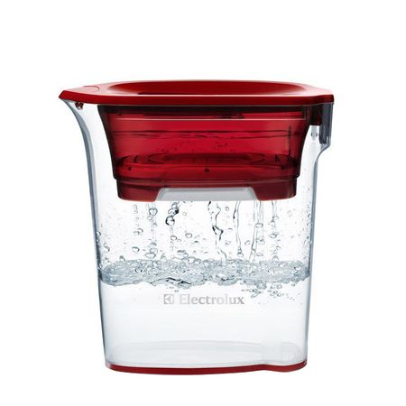 Cana de filtrare apa Electrolux EWFSJ3, 1.2 l, Rosu