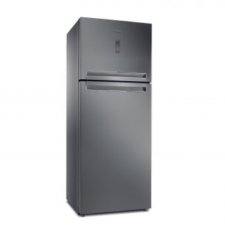 Frigider cu 2 usi Whirlpool T TNF 8211 OX, 423l, 180 cm, 6th sense function, digital display, A+, Inox
