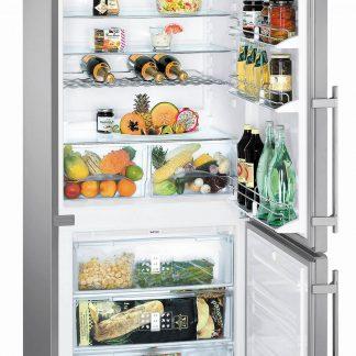 Combina frigorifica Liebherr CNPes 5156, 453 l, NoFrost, clasa energetica A++, 75 cm