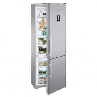 Combina frigorifica Liebherr CBNPes 5156, 421 l, NoFrost, clasa energetica A++, 75 cm