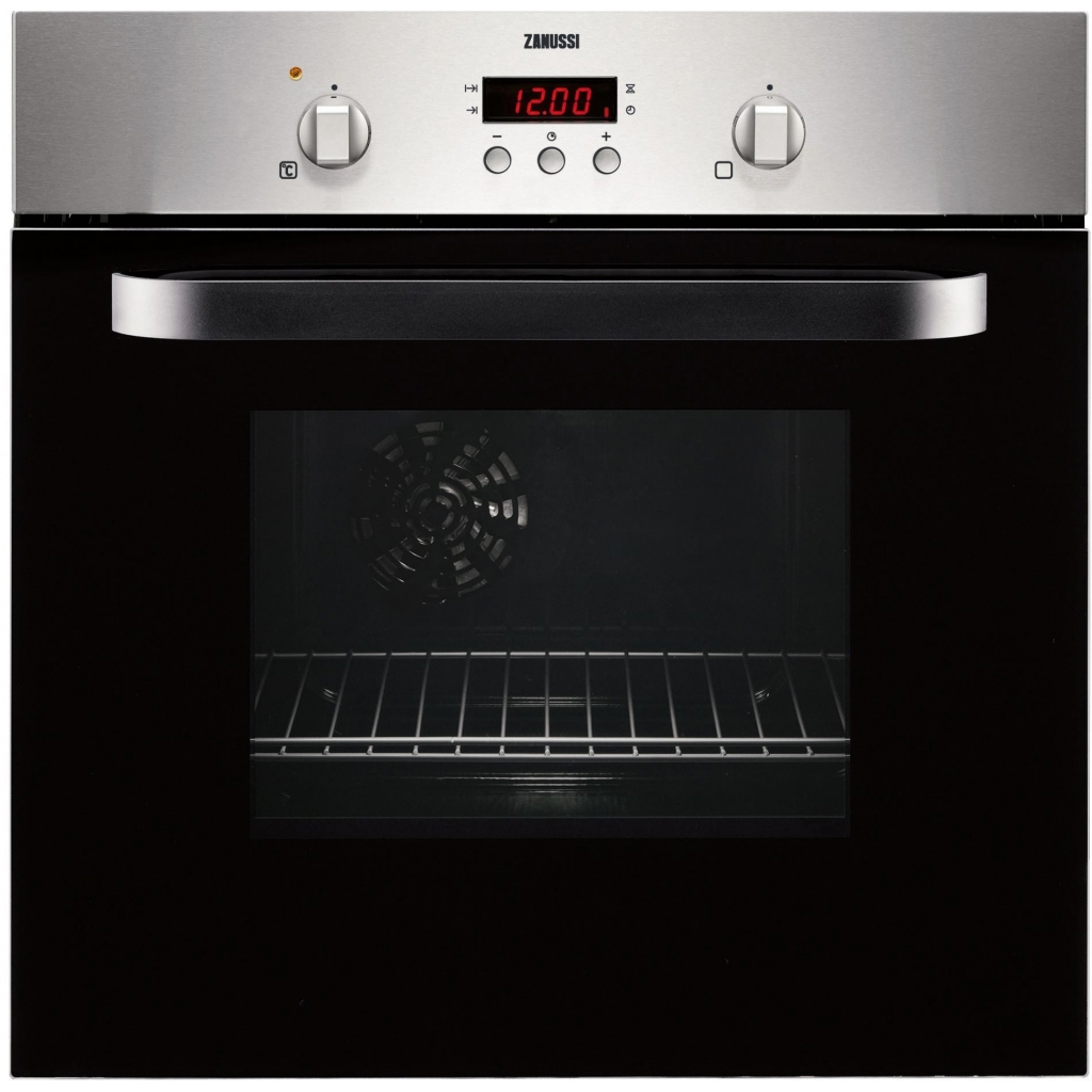 Cuptor Zanussi ZOB442X, 60 l, grill, clasa energetica A, 60 cm