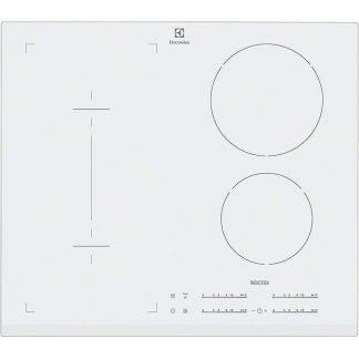Plita Electrolux EHI6540FWP, 4 arzatoare, inductie, 59 cm