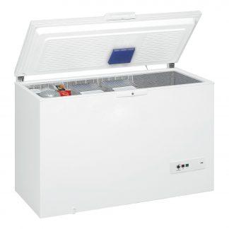 Lada frigorifica Whirlpool WHM 3911, 390 l, 1 compresor, 3 cosuri