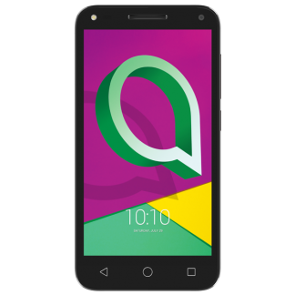 Alcatel U5 8GB Dual SIM Dark Grey