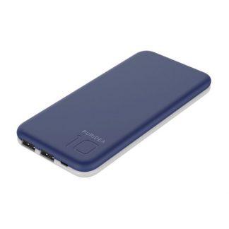 Baterie Externa Puridea S2 10000 Mah Albastru / Alb