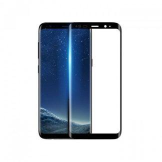 Folie Premium Sticla Securizata Hoco Full Cover Samsung S8+ Plus Negru