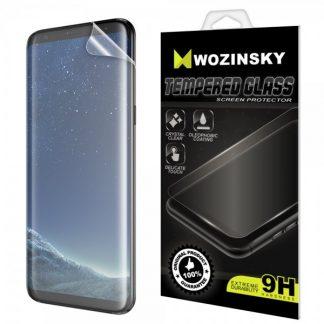 Folie Protectie Ecran Wozinsky Silicon Full Samsung S8+ Plus