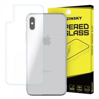 Folie Sticla Wozinsky 9h Pentru Spate iPhone X Transparenta