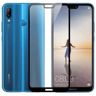 Folie Sticla Full Cover 3d Mixon Huawei P20 Pro Negru