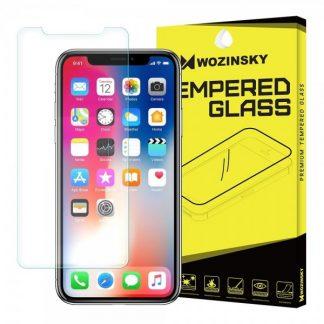 Folie Sticla Securizata 9h Wozinsky iPhone X /XS Transparenta 9h